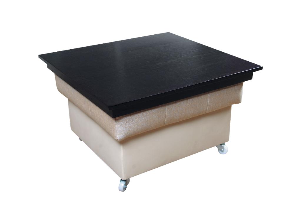 Столешница для пуфа стол из камня Автозаводская (14 линия)